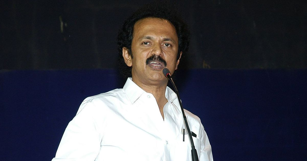 DMK leader MK Stalin says he hopes southern states come together to demand separate Dravidanadu