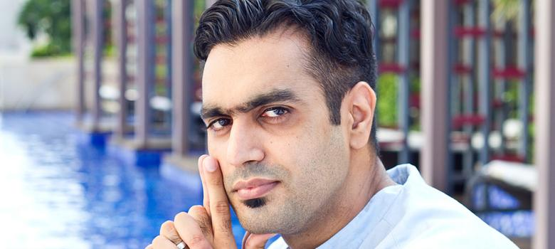 Ravinder Singh's new novel navigates an unlikely but very personal theme: road safety