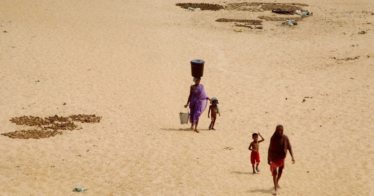 Counting down to 'Day Zero': Like Cape Town, many Indian cities are fast running out of water