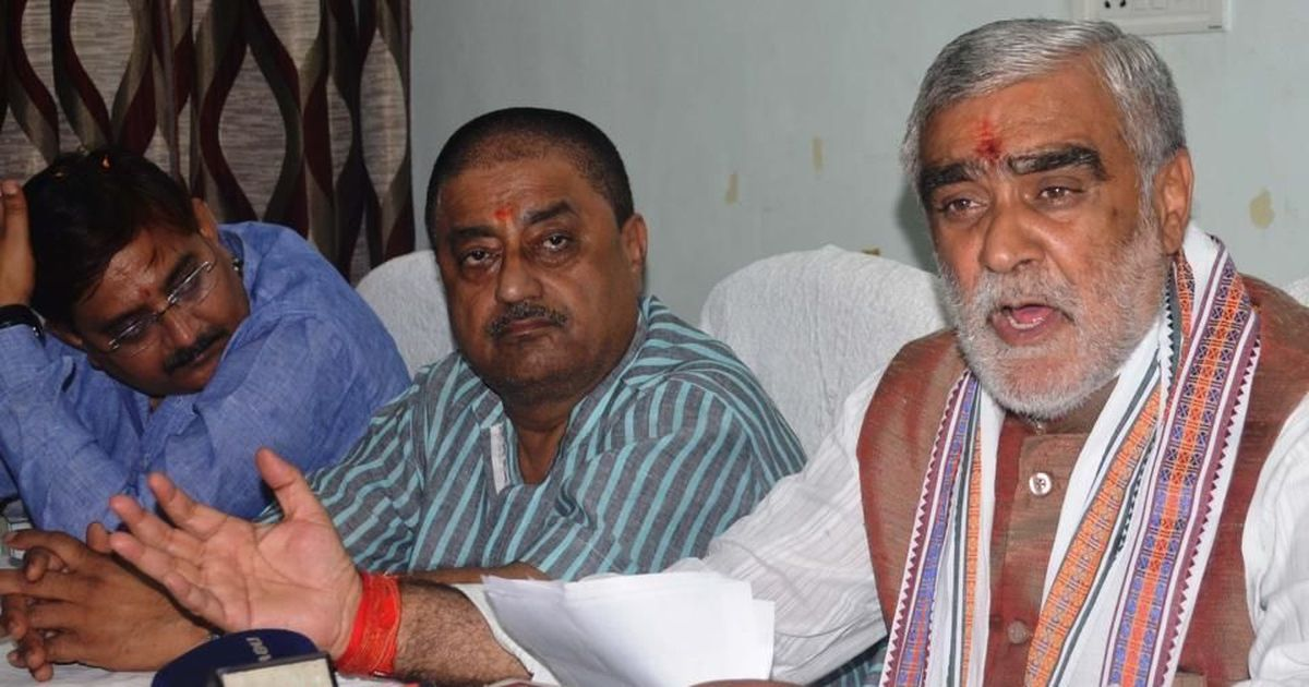 Bihar: Case filed against BJP minister's son for communal clashes in Bhagalpur
