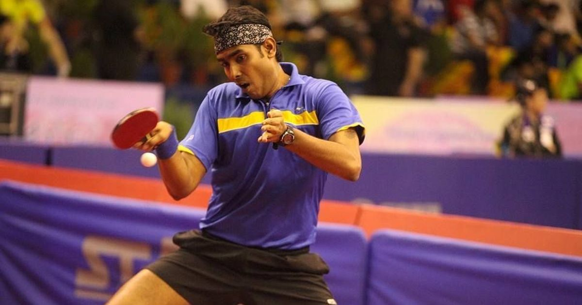 Commonwealth Games: 12 years after he first won it in Australia, Sharath Kamal goes for gold again