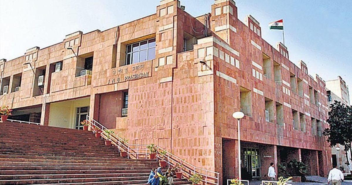 JNU students clash with police, demand action against professor accused of sexual harassment