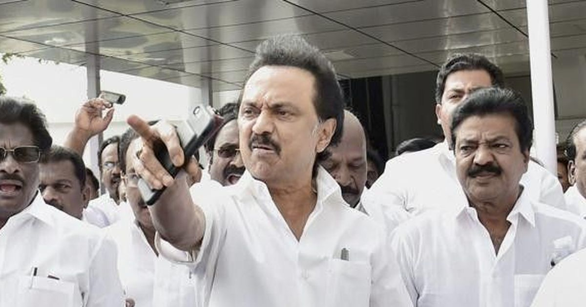 Tamil Nadu: DMK leader Stalin detained during protests against VHP's Rath Yatra in Tirunelveli