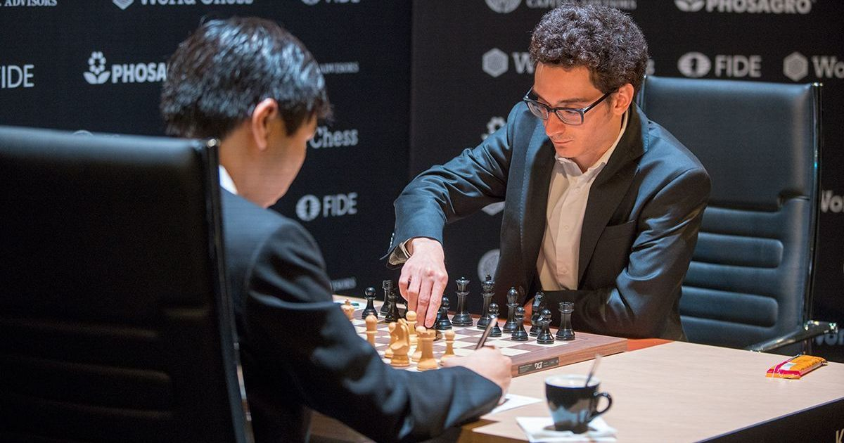 Candidates Chess: Fabiano Caruana holds on to lead after round 9, Alexander Grischuk stuns Kramnik