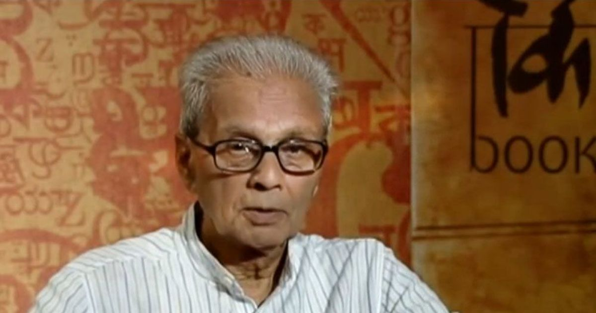 Reading the poetry of Kedarnath Singh (1934-2018) is to be reminded of his love for everything