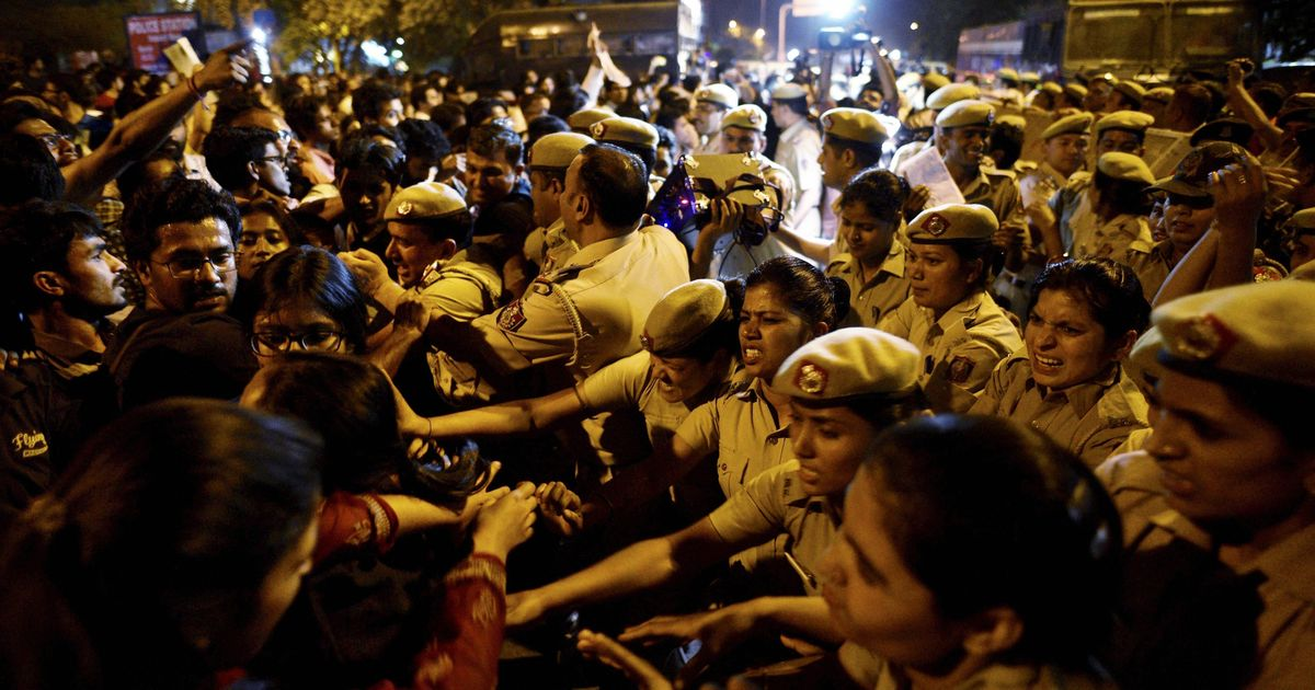 Delhi court grants bail to JNU professor accused of sexual harassment soon after his arrest