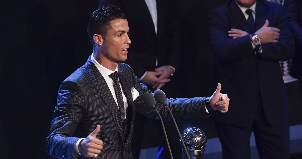 'I always believe that nobody is better than me': Cristiano Ronaldo reveals his success mantra