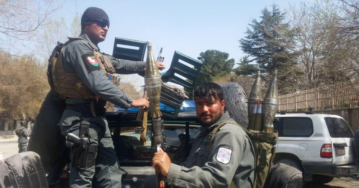 Afghanistan: Suicide blast near Shia shrine in Kabul kills 32, injures 52