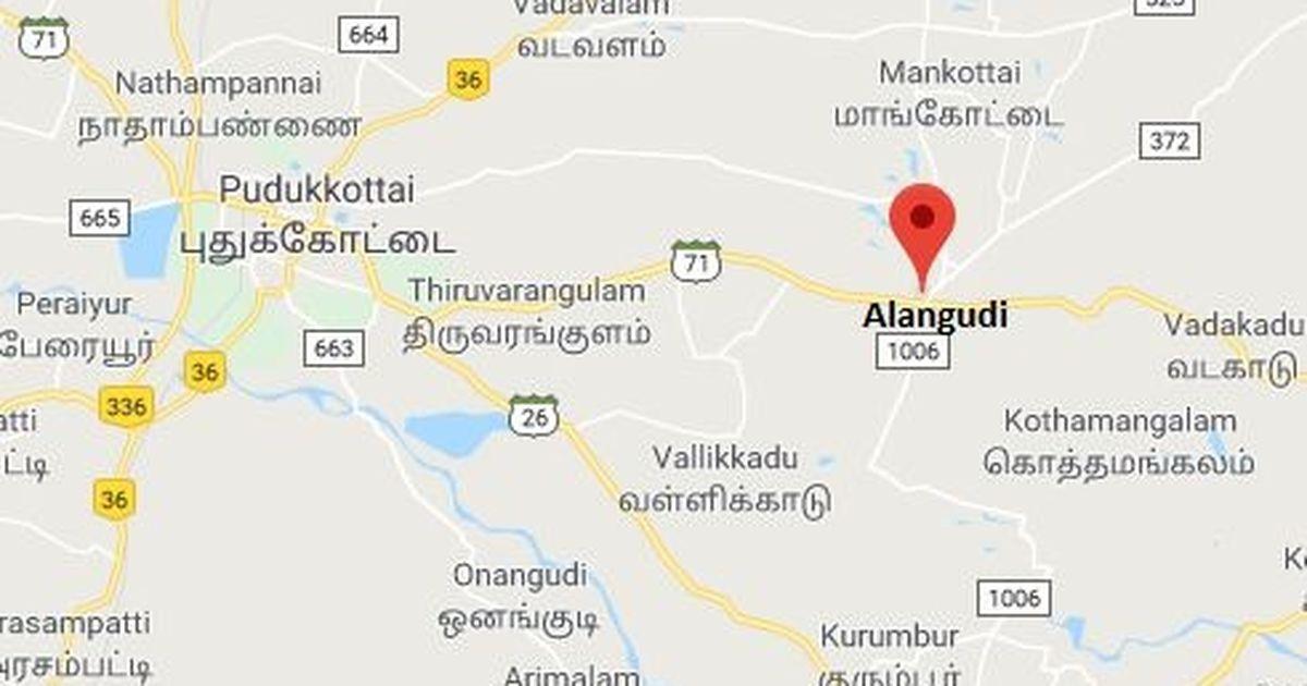 Tamil Nadu: CRPF jawan arrested for allegedly vandalising Periyar statue in Pudukottai