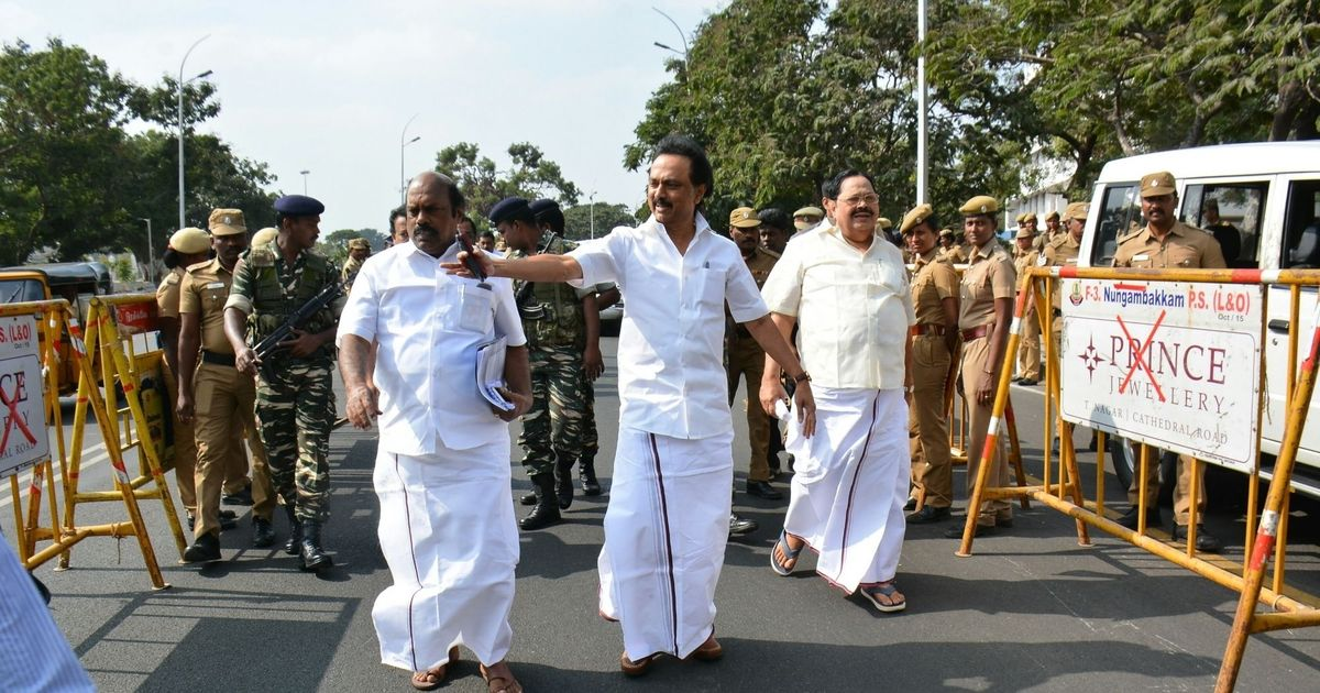 DMK leader Stalin asks 10 non-BJP states to oppose Centre's new terms for sharing funds with states