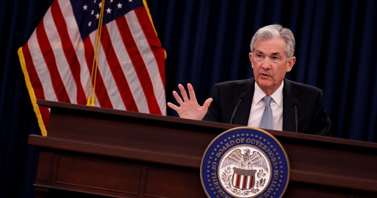 US Federal Reserve raises interest rates to its highest level since 2008 financial crisis