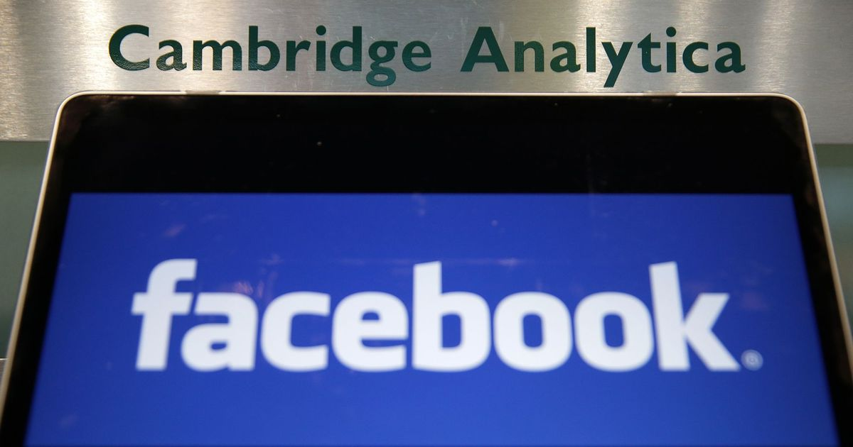Cambridge Analytica row shows how Facebook is killing democracy with its personality profiling data