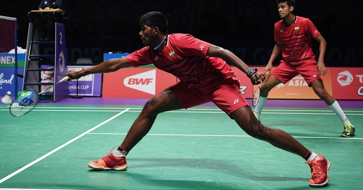 Badminton: Satwiksairaj-Chirag Shetty break into the world's top 20 for the first time