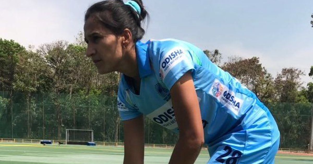 '2018 is the year for women's hockey to make a start': Interview with captain Rani Rampal