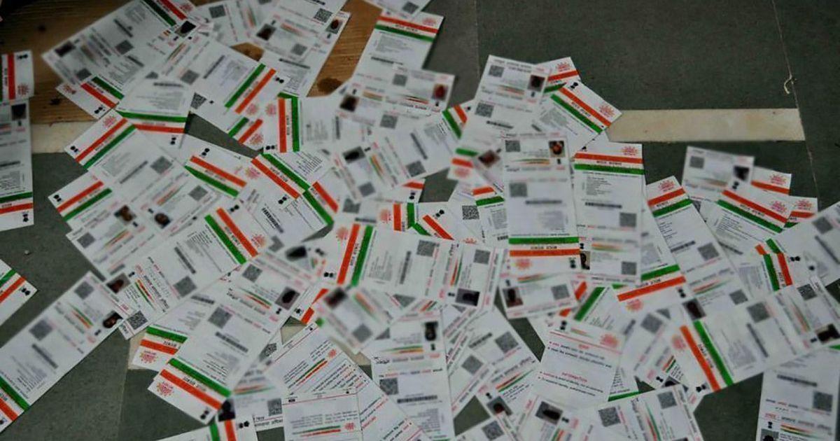 UIDAI says report of Aadhaar data-leak on state-run company's system is 'false, irresponsible'
