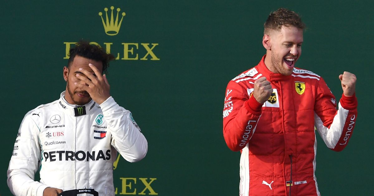 'I think we have a bug': Mercedes say software glitch may have cost Hamilton Aus GP win