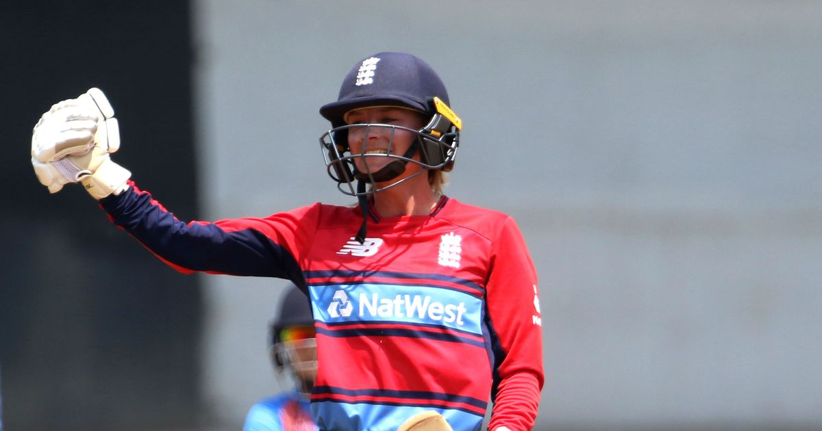 Danielle Wyatt the difference between both teams, but India's improved batting a positive