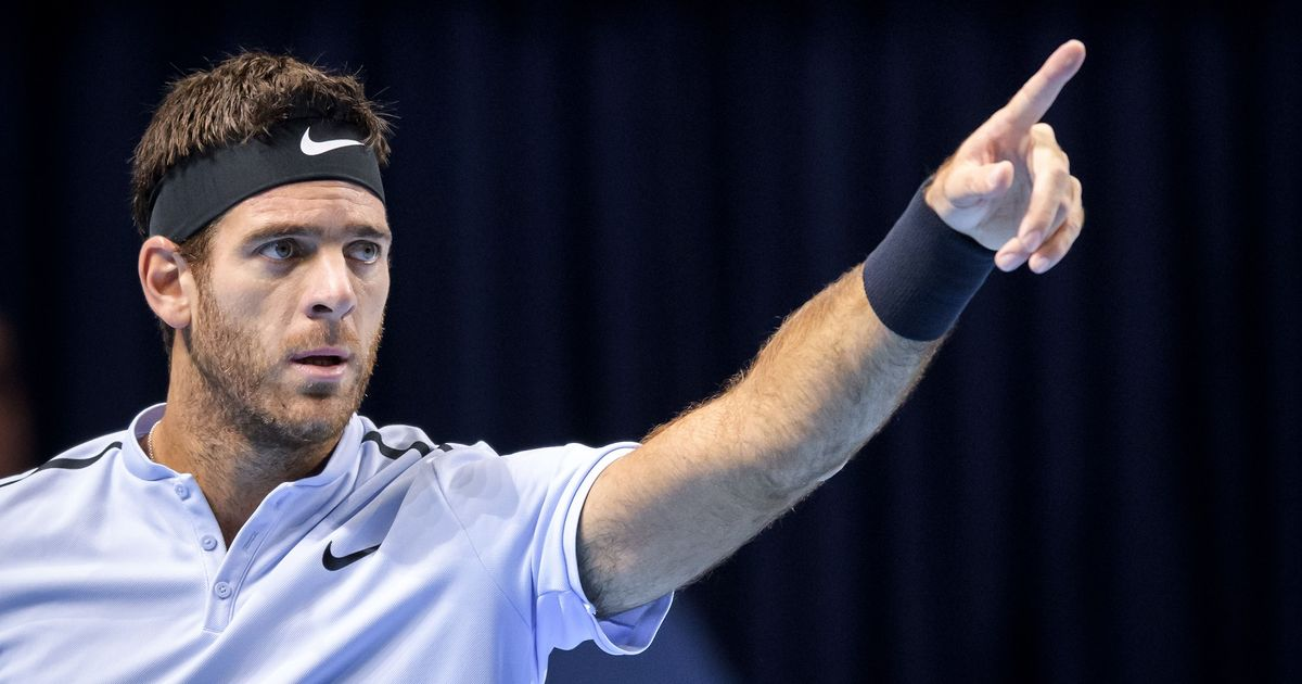 Miami Open: Del Potro marches on after brushing aside Nishikori, Chardy shocks Dimitrov