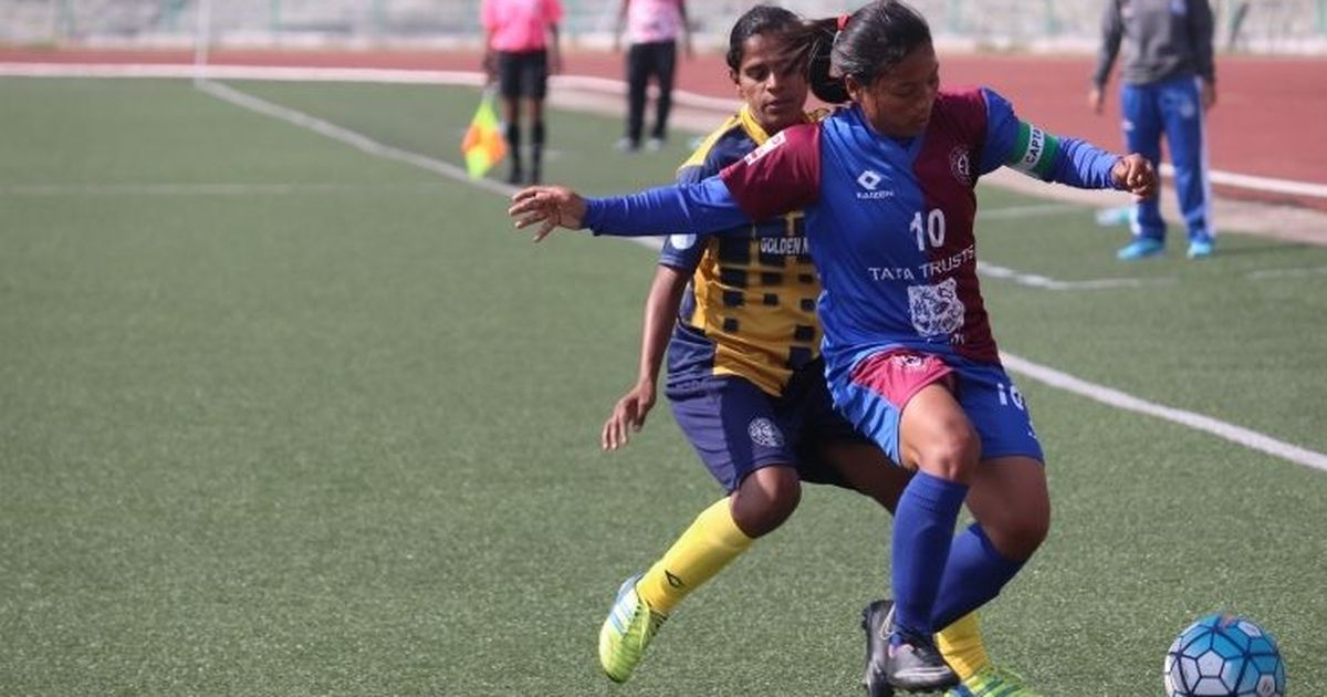 Eastern Sporting Union overcome Indira Gandhi Academy 3-2 in Indian Women's League opener