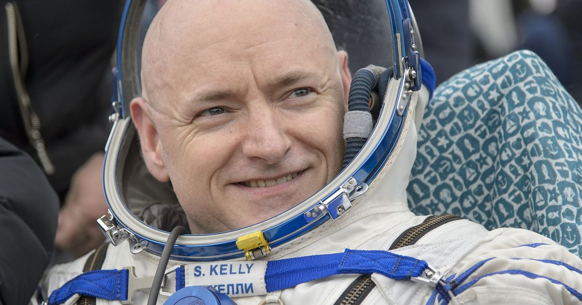 No, Scott Kelly's DNA didn't mutate while he was in space