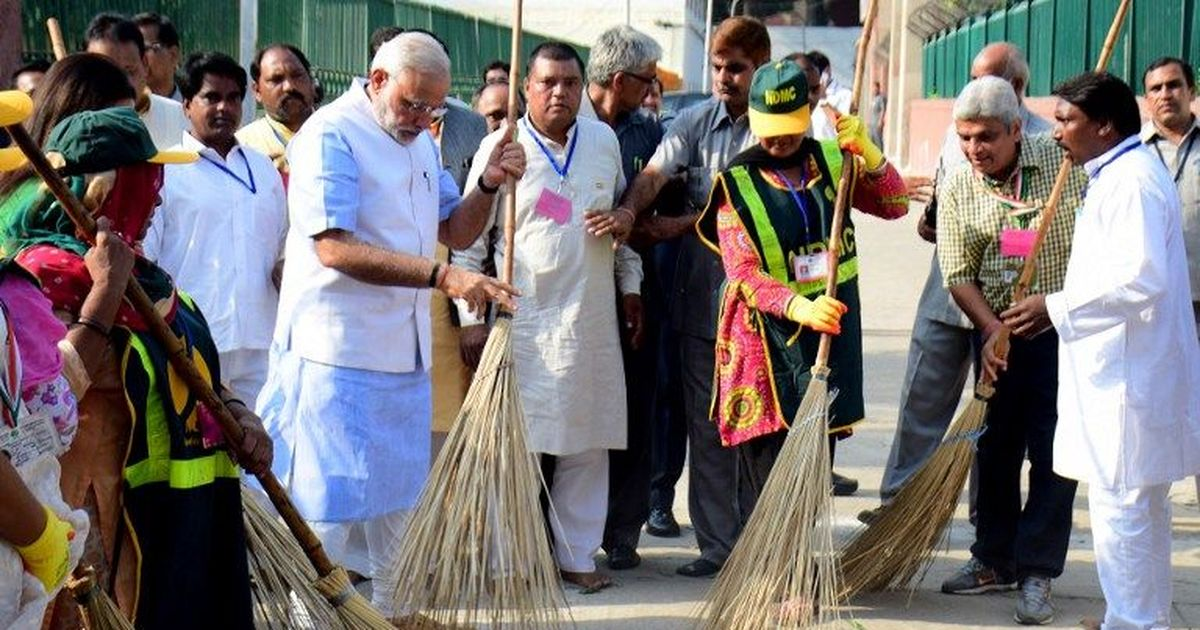 UGC asks universities to award academic credits to students participating in Swachh Bharat Abhiyan