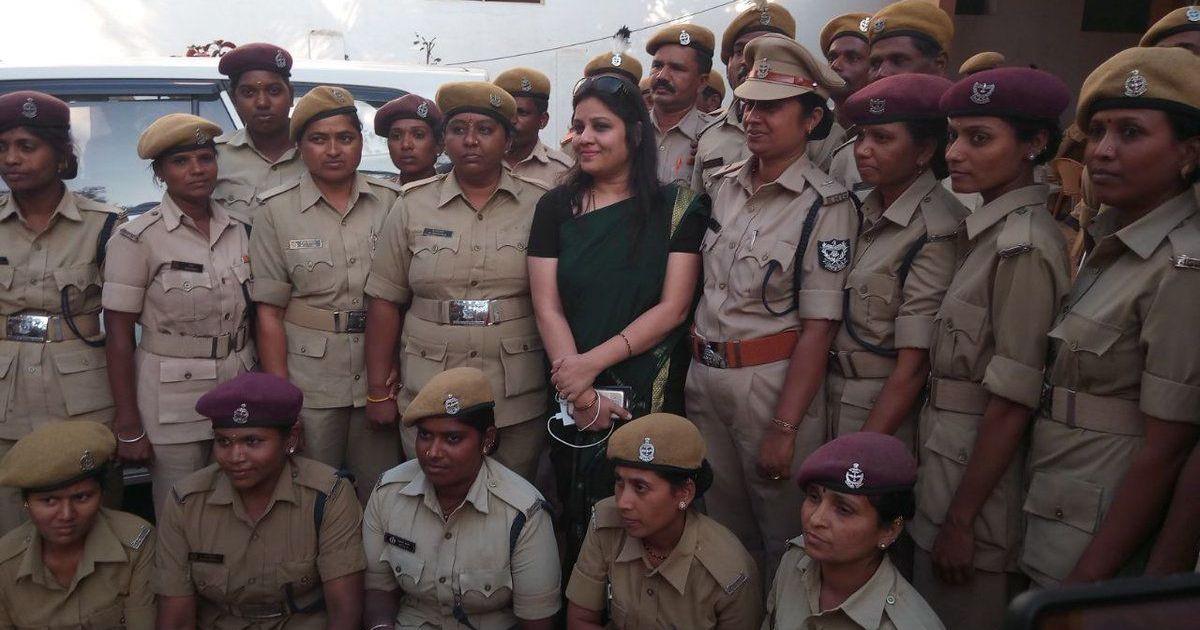 Sasikala jail bribery scandal: Former DIG Prisons D Roopa says she declined Namma Bengaluru Award
