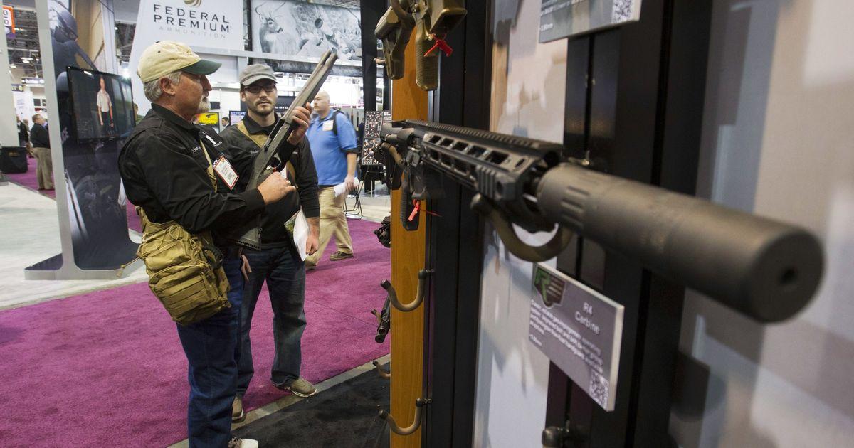 Oldest American gun manufacturer files for bankruptcy after decline in sales