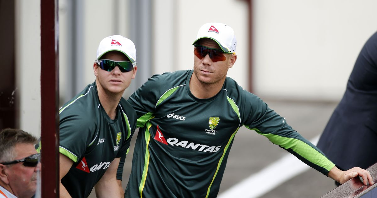 Steve Smith and David Warner banned for 12 months by Cricket Australia