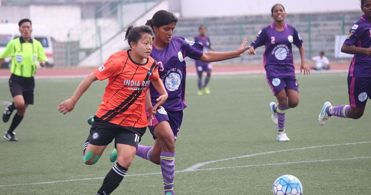 IWL: Sandhiya's 74th minute goal gives Indira Gandhi Academy a narrow win over India Rush
