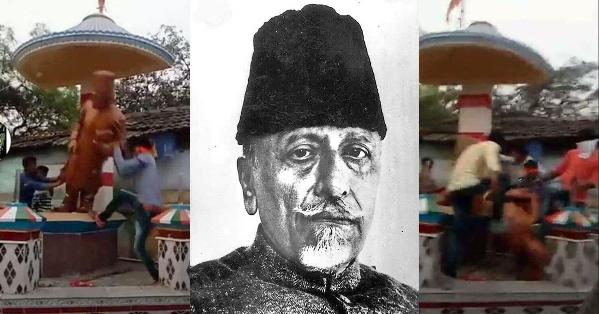 The story of RSS co-founder Ganesh Savarkar's failed plot to assassinate a prominent Muslim leader
