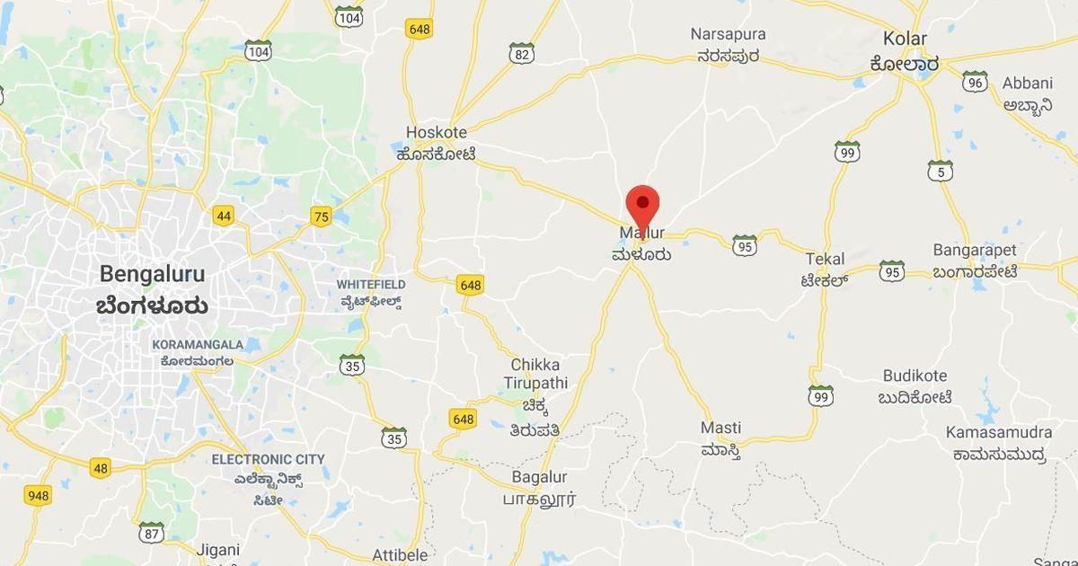 Karnataka: Massive fire breaks out in chemical factory in Kolar district
