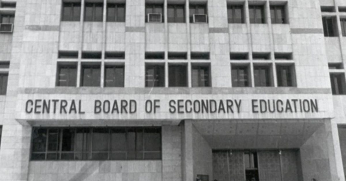 CBSE tests new system to deliver question papers to schools