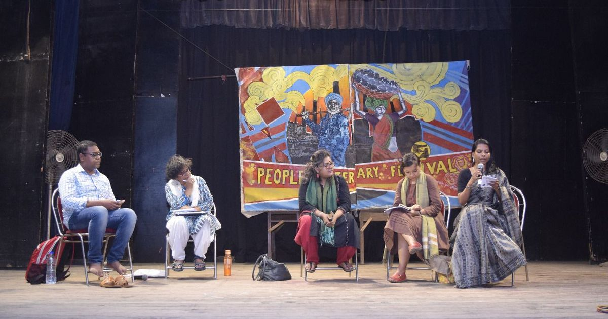 The People's Lit Fest took on India's mainstream literature festivals to present voices of dissent
