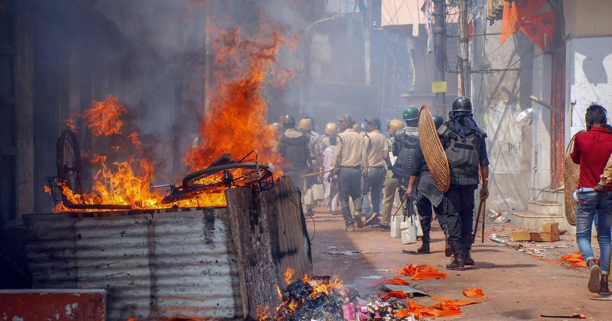 West Bengal governor visits violence-hit Asansol as it limps back to normalcy