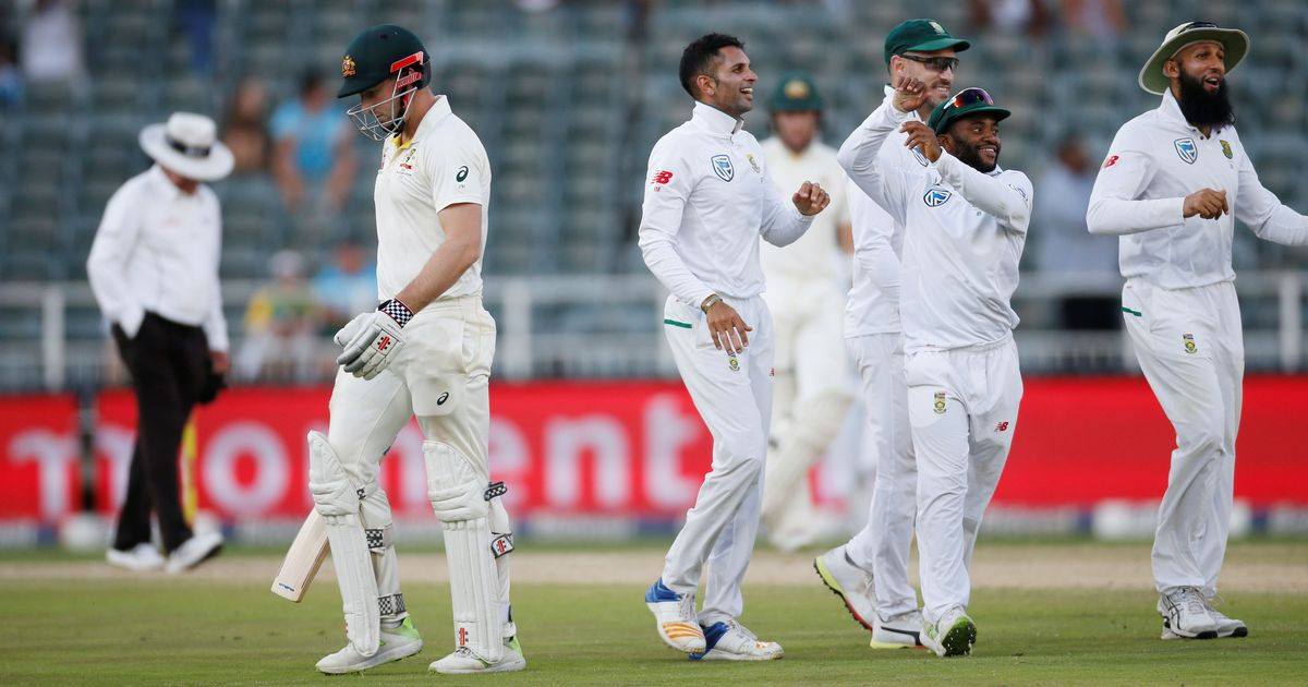 Australia's new boys flop as South Africa turn screw in fourth Test