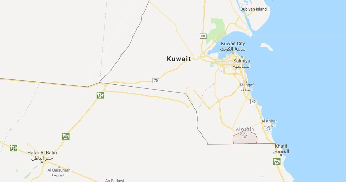 Seven Indians among 15 dead after two buses collide in Kuwait