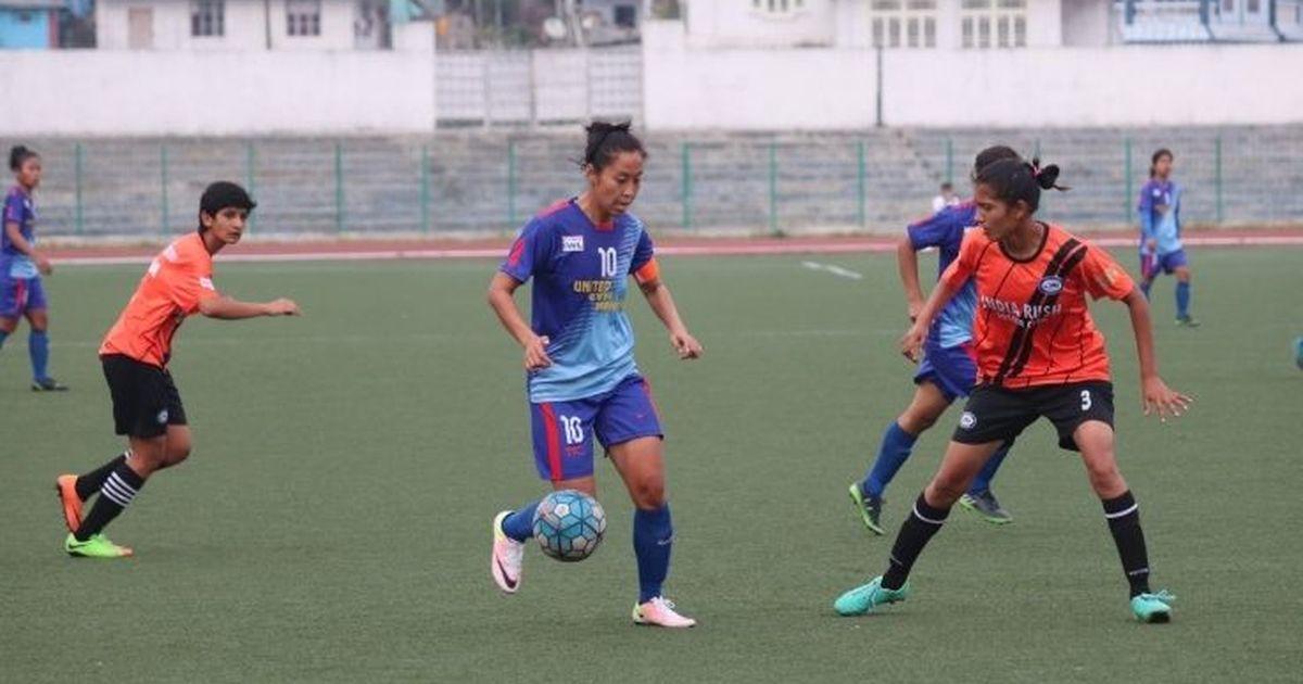 Indian Women's League: ESU, Kryphsa maintain unbeaten runs; Sethu FC record second win