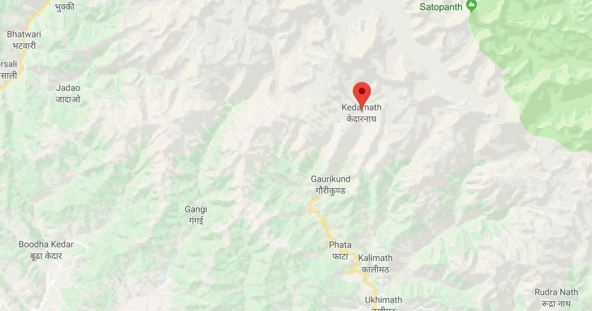 Uttarakhand: IAF helicopter catches fire after crash landing near Kedarnath temple