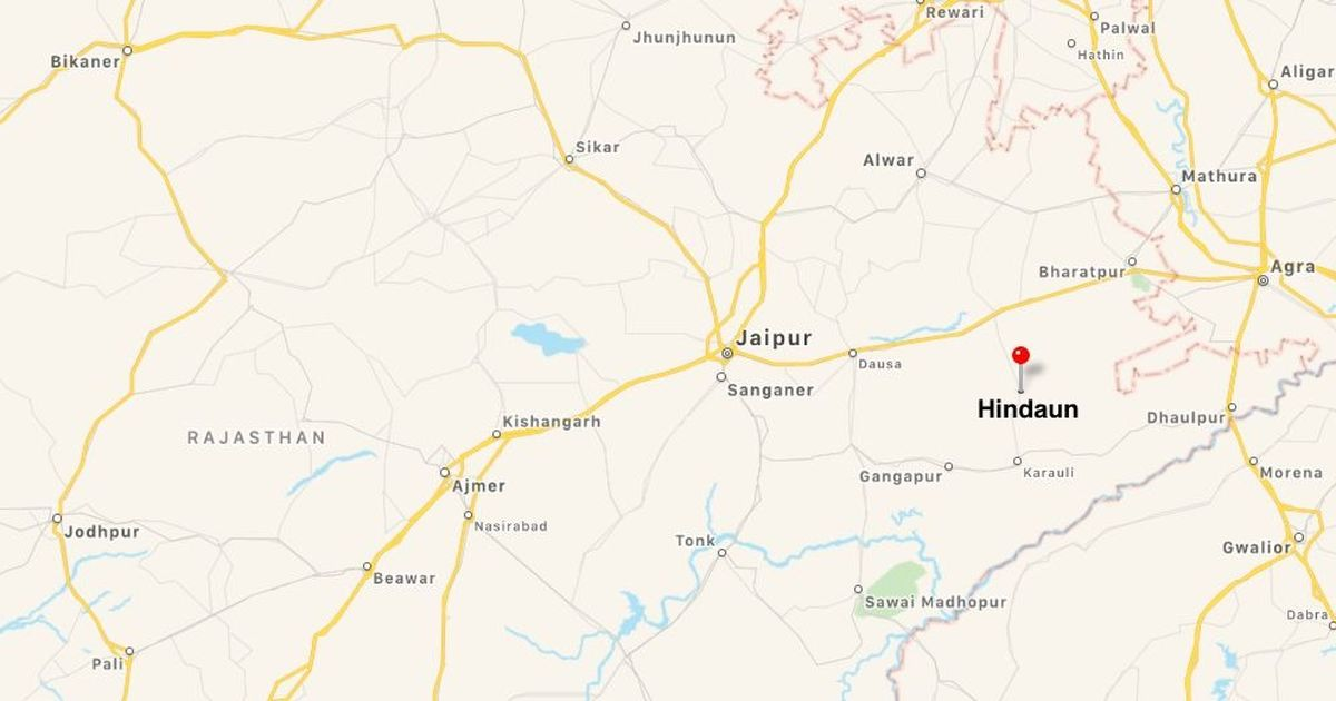 Rajasthan: Day after 'Bharat Bandh', mob sets houses of Dalit MLA, ex-legislator on fire in Hindaun