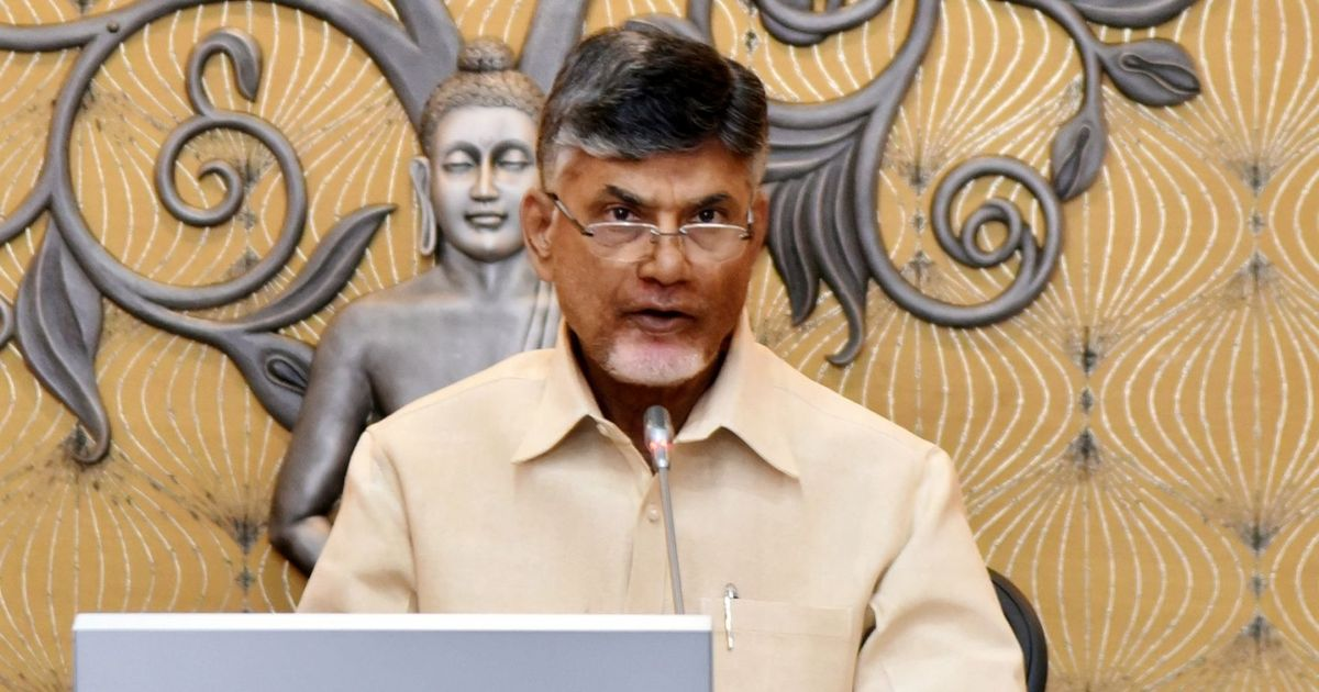 Chandrababu Naidu urges regional parties to fight 'injustice' by Centre against non-NDA states