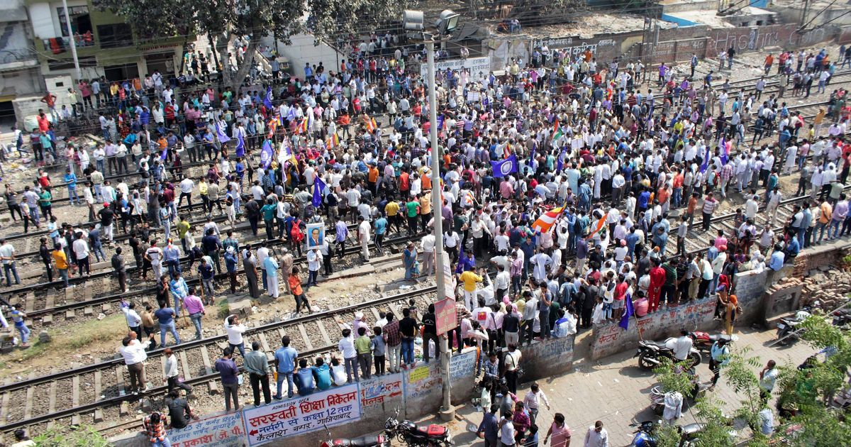 Ghaziabad: Nearly 5,000 booked, 32 arrested for rioting during Dalit protests