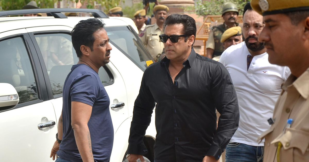 Blackbuck poaching case: Salman Khan sentenced to five years in jail
