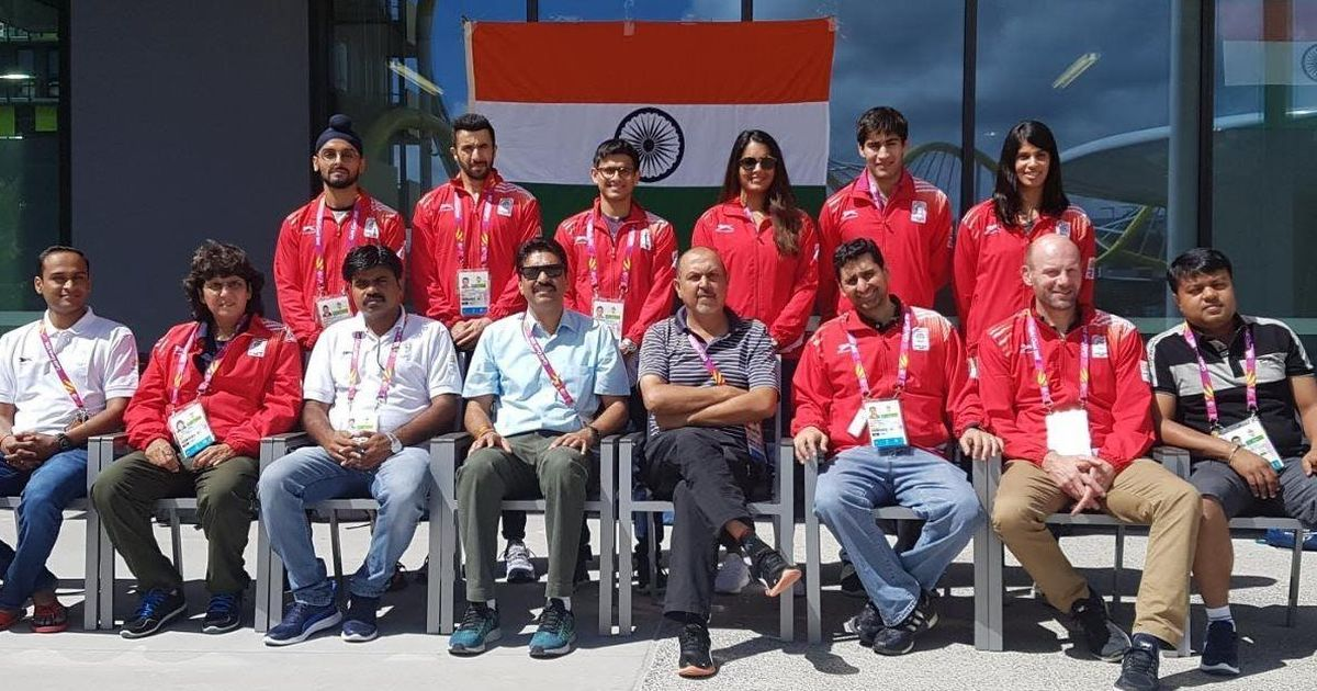 CWG 2018: Ghosal disappoints but Chinappa, Pallikal and Malhotra advance in the singles draw