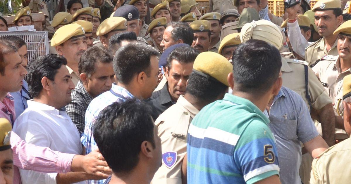 Blackbuck poaching case: Jodhpur Court reserves order on Salman Khan's bail plea for April 7