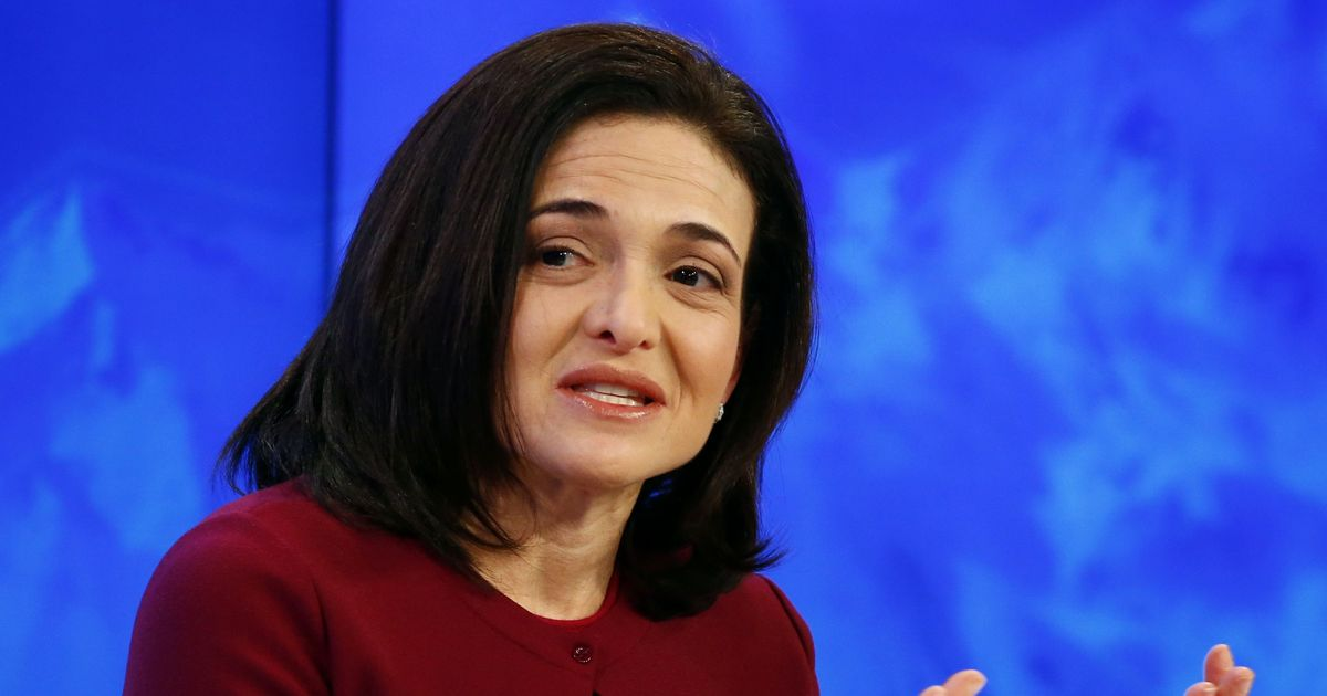 Facebook users may have to pay to opt out of their data being used for targeted ads: Sheryl Sandberg