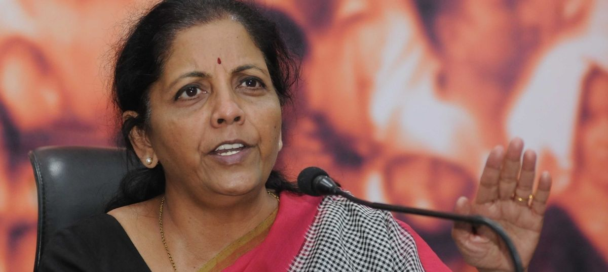 Nirmala Sitharaman tweets about ministry website hacking, but cyber chief blames 'hardware problems'