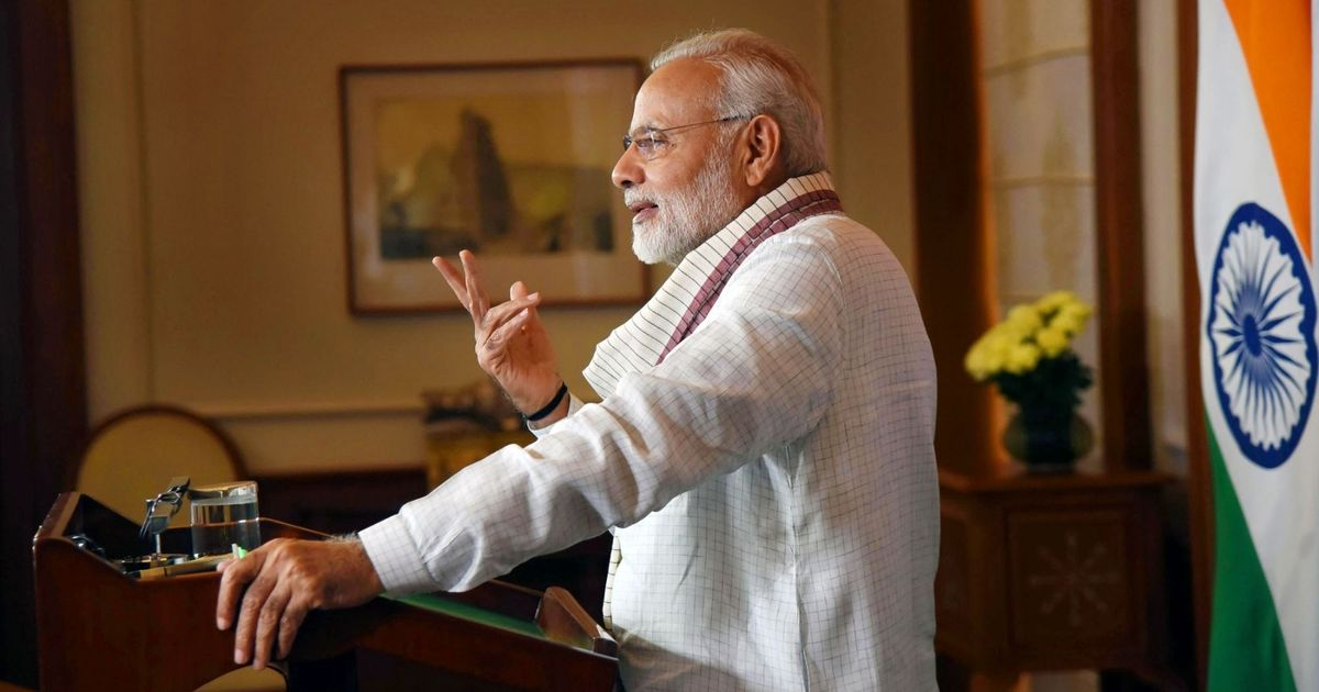 The big news: Modi says his rivals are becoming increasingly violent, and nine other top stories
