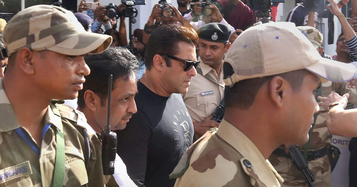 The big news: Salman Khan gets bail in blackbuck poaching case, and nine other top stories