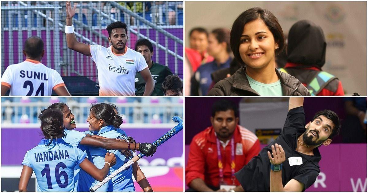CWG 2018 day 4 results: Super Sunday as Manu Bhaker, Punam Yadav, TT women's team clinch gold