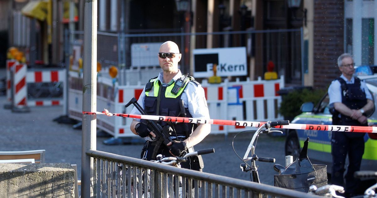 Two people killed, dozens injured after vehicle drives into crowd in Germany